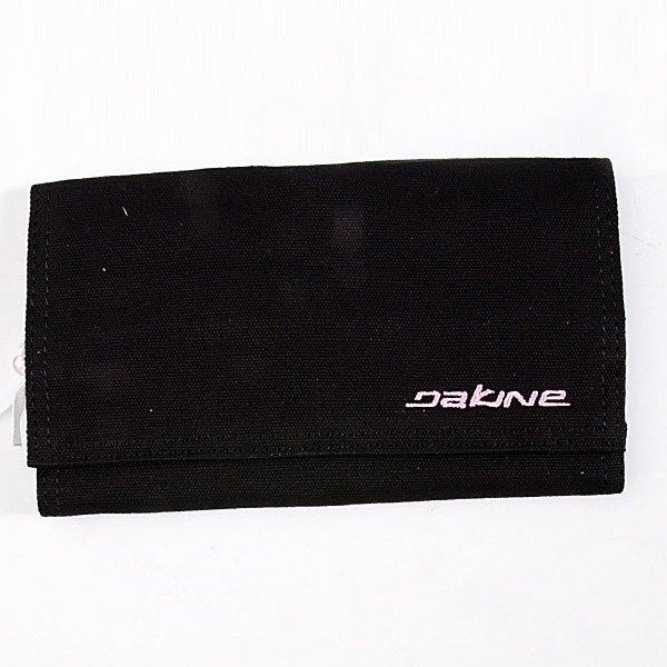Кошелек женский Dakine Minx Black<br><br>Цвет: черный<br>Тип: Кошелек<br>Возраст: Взрослый<br>Пол: Женский