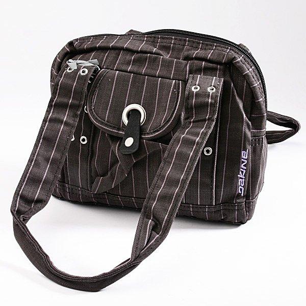 Сумка женская Dakine Polka Black Pinstripe сумка женская dakine dana 25l black