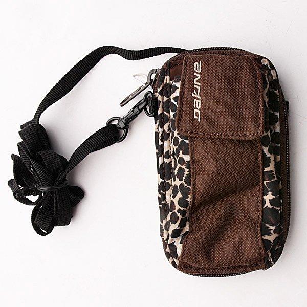 Сумка женская Dakine Prima Purse Leopard<br><br>Цвет: коричневый<br>Тип: Сумка<br>Возраст: Взрослый<br>Пол: Женский