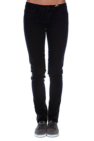 Джинсы узкие женские Insight Beanpole Skinny Stretch Fab 3 Black insight guides rome city guide