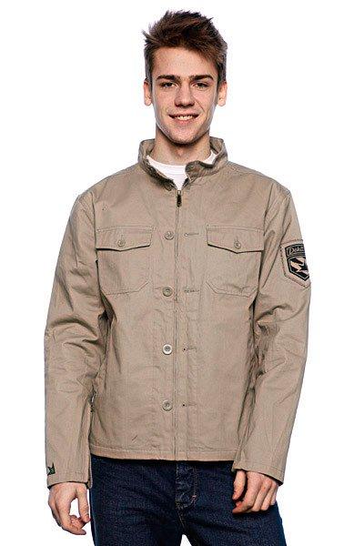 Ветровка мужская Dekline Moto Jacket Natural
