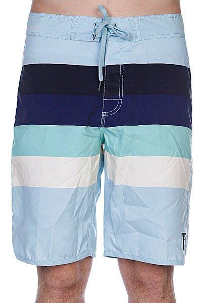 Пляжные мужские шорты Insight Retro Stud Arctic<br><br>Цвет: синий<br>Тип: Шорты пляжные<br>Возраст: Взрослый<br>Пол: Мужской