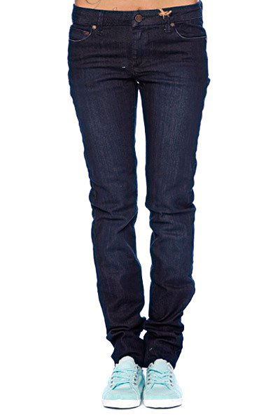 Джинсы узкие женские Insight Beanpole Skinny Stretch Fan 5 Naked Blue bt2313m sop 28
