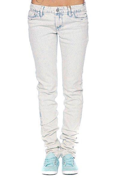 Джинсы узкие женские Insight Denim Blonde джинсы узкие мужские зауженные insight buzzcock slim black acid