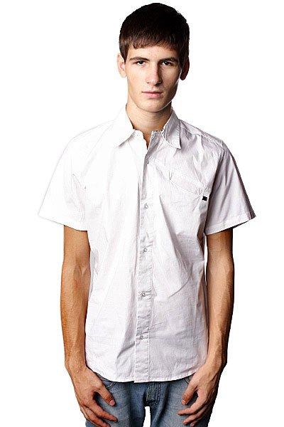 Рубашка Globe Classy Shirt White<br><br>Цвет: белый<br>Тип: Рубашка<br>Возраст: Взрослый<br>Пол: Мужской