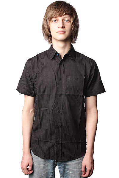 Рубашка Globe Whack Jack Shirt Black