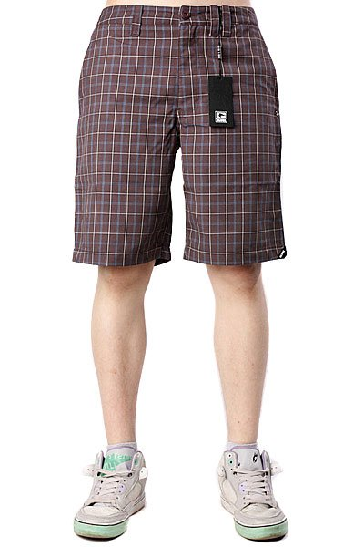 Классические мужские шорты Globe Roots Short Smog Grey<br><br>Цвет: серый<br>Тип: Шорты классические<br>Возраст: Взрослый<br>Пол: Мужской