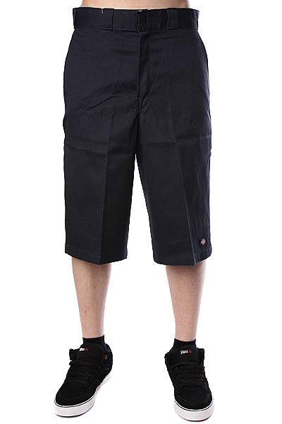 Классические мужские шорты Dickies 15 Work Short W/Cell Phone Pocket Dk.Navy<br><br>Цвет: синий<br>Тип: Шорты классические<br>Возраст: Взрослый<br>Пол: Мужской