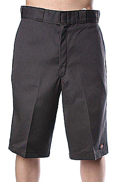 Классические мужские шорты Dickies 13 Work Short Charcoal dickies мужские модные тапочки161m50lxs01