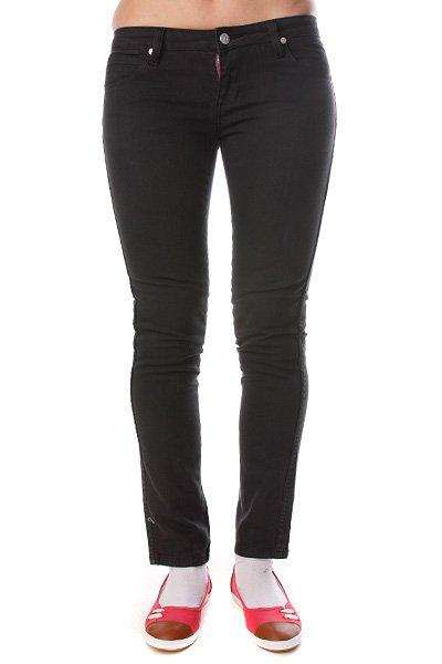 ������ ����� ������� Ezekiel Tori Skinny Pants Black