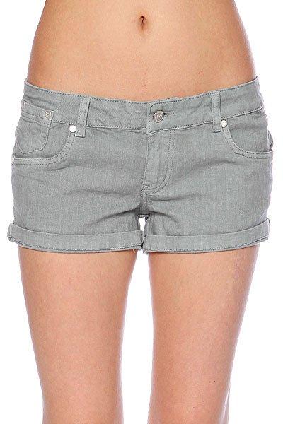 Шорты джинсовые женские Ezekiel Stone Short Grey