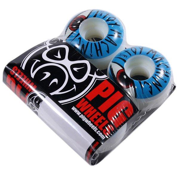 Колеса для скейтборда для скейтборда Pig Sect Eye Blue 51 mm 100 AЦена указана за комплект из 4-х колес<br><br>Тип: Колеса для скейтборда