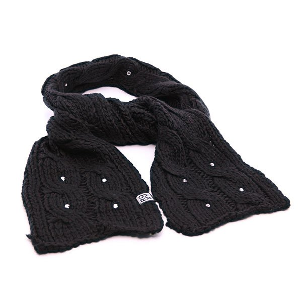 фото Шарф женский Roxy Shooting Star Scarf Reasl True Black