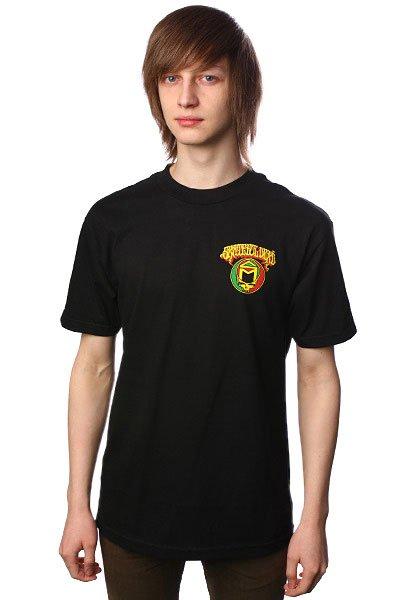 Футболка Sk8Mafia Skateful Dead<br><br>Цвет: черный<br>Тип: Футболка<br>Возраст: Взрослый<br>Пол: Мужской