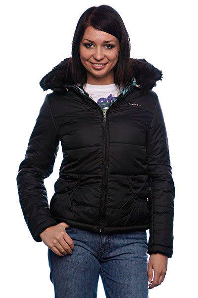 Куртка женская Circa Mod Quilted Black