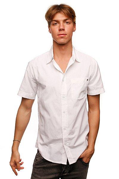Рубашка Globe Whack Jack Shirt White<br><br>Цвет: белый<br>Тип: Рубашка<br>Возраст: Взрослый<br>Пол: Мужской