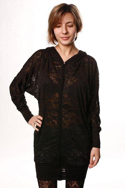 Платье женское Insight Warhol Whinge Hoodie Black<br><br>Цвет: черный<br>Тип: Платье<br>Возраст: Взрослый<br>Пол: Женский