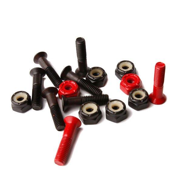 Винты для скейтборда Pig Skewers Red Phillips 7/8Размер: 7/8 Тип винтов: Для крестовой отвертки  Цена указана за 1 комплект из 8 винтов и 8 гаек<br><br>Тип: Винты для скейтборда