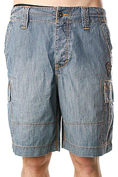 Джинсовые шорты Quiksilver Kinney Stone Grey Aspen Gold<br><br>Цвет: синий<br>Тип: Шорты джинсовые<br>Возраст: Взрослый<br>Пол: Мужской