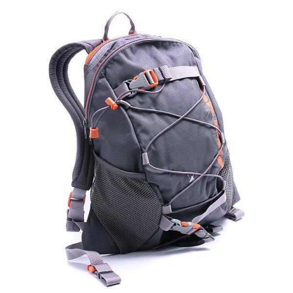 Рюкзак городской Dakine Wonder Pack Charcoal / Orange<br><br>Цвет: серый<br>Тип: Рюкзак городской<br>Возраст: Взрослый