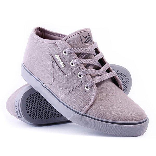 Кеды кроссовки Dekline Harper Grey MonksЦвет дополнительных шнурков:серый<br><br>Цвет: серый<br>Тип: Кеды низкие<br>Возраст: Взрослый<br>Пол: Мужской