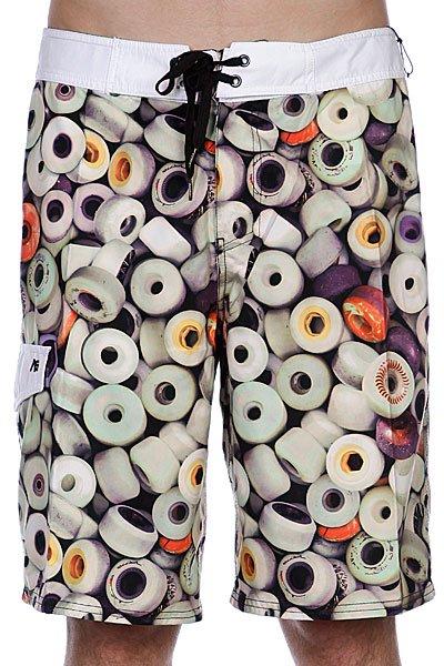 Пляжные мужские шорты Analog Urethane Brdshort Optic White