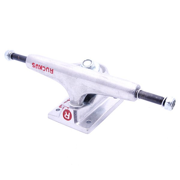 Подвеска 1шт. для скейтборда Ruckus Silver/Red Low 5.25 (20.3 см)Ширина: 20.5смЦена указана за одну подвеску.  Минимальный заказ 2 штуки.<br><br>Тип: Подвеска для скейтборда