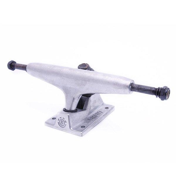 Подвеска для скейтборда 1шт. Element Phase3 Raw 8.25 (21 см)Цена указана за одну подвеску. Минимальный заказ 2 шт.Ширина подвески : 8.25 (21 см)<br><br>Тип: Подвеска для скейтборда