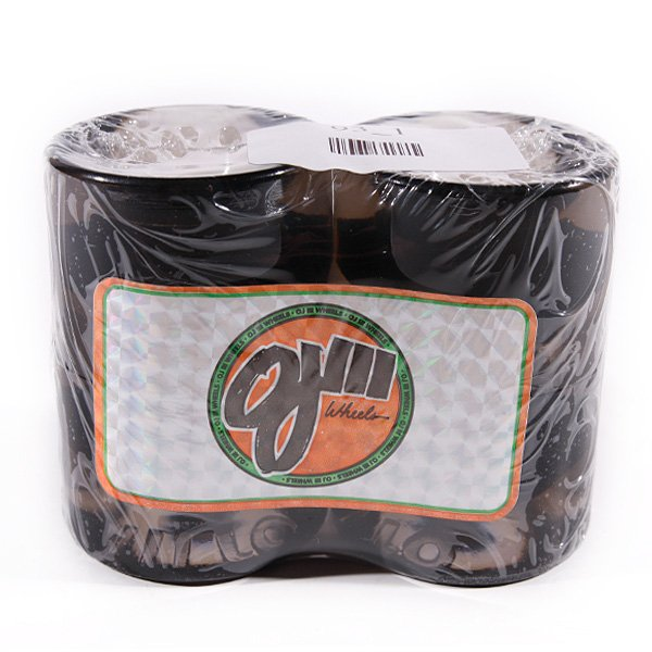 Колеса для скейтборда Oj Iii Hot Juice Trans Black 78A 60 mm Proskater.ru 1680.000