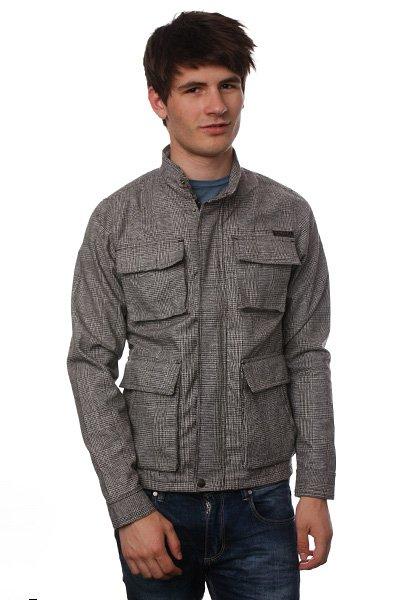 Ветровка Ezekiel Studio Jacket Grey