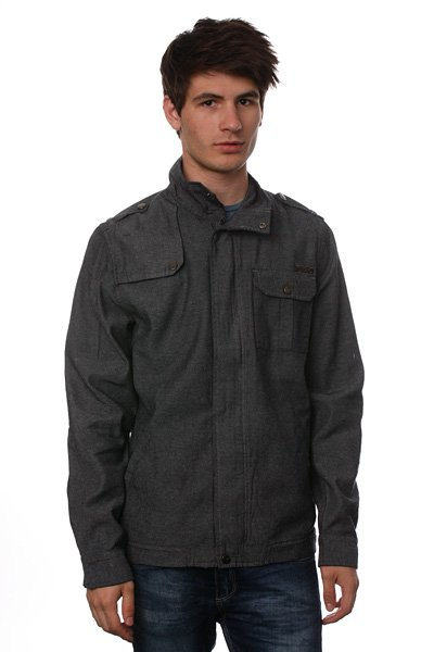Ветровка Ezekiel Lennox Jacket Grey