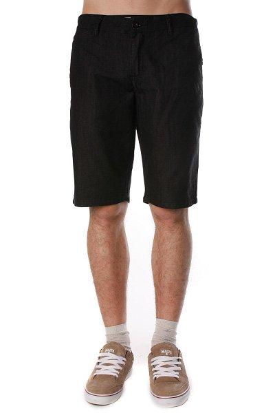 Классические Классические мужские шорты Ezekiel Maywood Short Black от Proskater