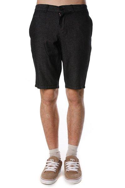 Классические мужские шорты Ezekiel Milton Short Black