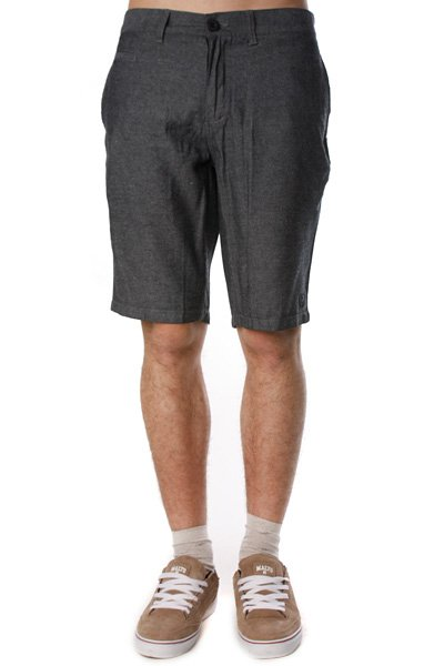 Классические мужские шорты Ezekiel Milton Short Grey