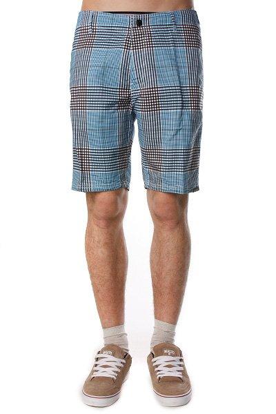 Классические мужские шорты Ezekiel Chester Versa Boardie White<br><br>Цвет: голубой,черный<br>Тип: Шорты классические<br>Возраст: Взрослый<br>Пол: Мужской