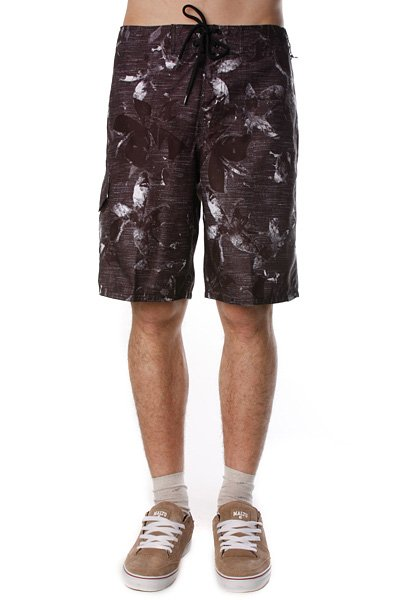 Пляжные мужские шорты Ezekiel Palau Boardie Black