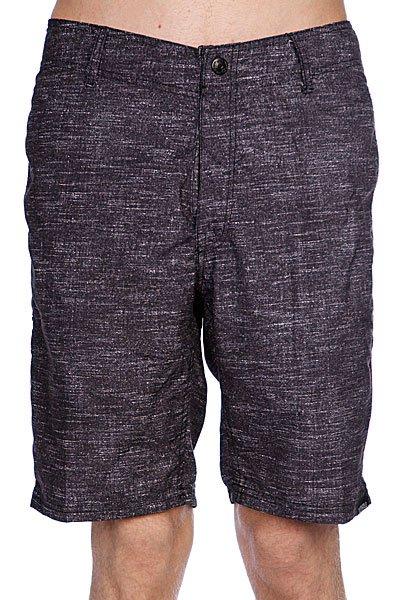 Классические мужские шорты Ezekiel Camden Versa Boardie Black