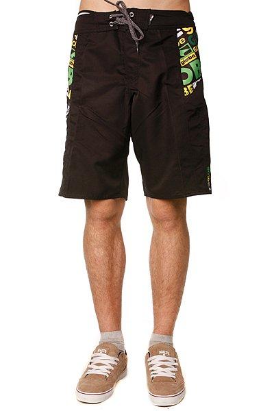 Пляжные Пляжные мужские шорты Globe Winston Boardie Black от Proskater