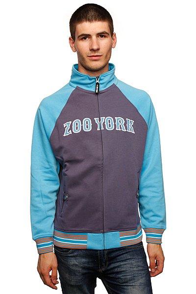 Толстовка классическая Zoo York Irving Washed Navy<br><br>Цвет: синий<br>Тип: Толстовка классическая<br>Возраст: Взрослый<br>Пол: Мужской