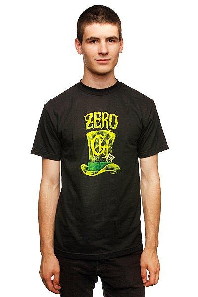 Футболка Zero Hill Mad Hatter Black<br><br>Цвет: черный<br>Тип: Футболка<br>Возраст: Взрослый<br>Пол: Мужской