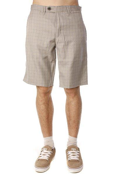 Классические мужские шорты Analog Karma Short Slate<br><br>Цвет: серый<br>Тип: Шорты классические<br>Возраст: Взрослый<br>Пол: Мужской