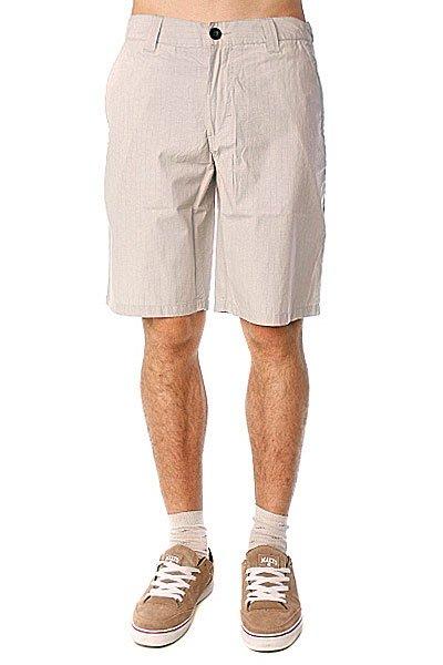 Классические мужские шорты Analog Moreno Iii Short Greyson<br><br>Цвет: серый<br>Тип: Шорты классические<br>Возраст: Взрослый<br>Пол: Мужской
