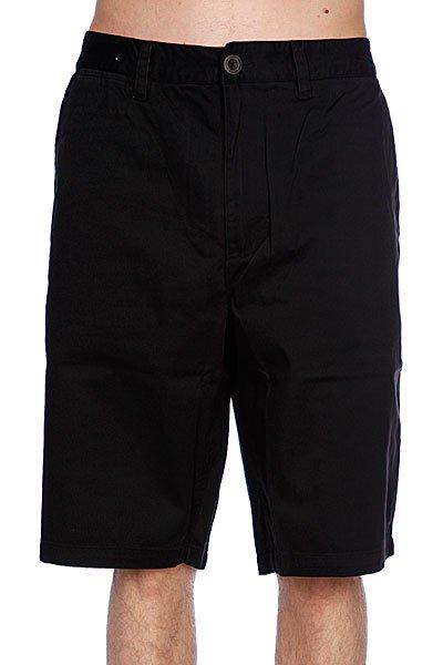 Классические мужские шорты Analog Ag Chino Short True Black<br><br>Цвет: черный<br>Тип: Шорты классические<br>Возраст: Взрослый<br>Пол: Мужской