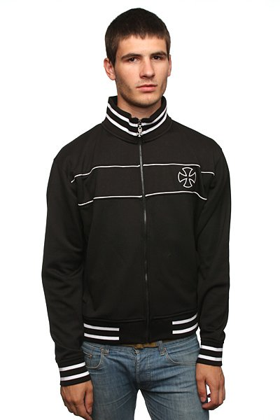 Ветровка мужская Independent Alliance Track Top Black