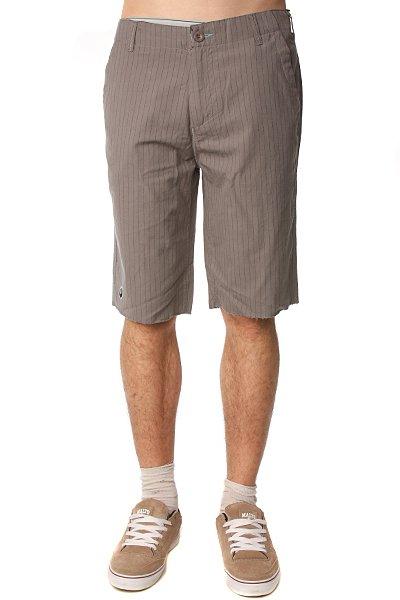 Классические мужские шорты Santa Cruz Bullet Charcoal Heather<br><br>Цвет: серый<br>Тип: Шорты классические<br>Возраст: Взрослый<br>Пол: Мужской