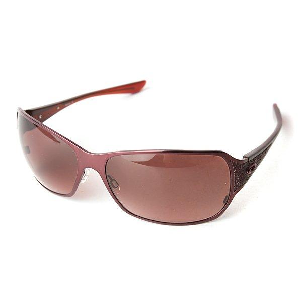 Очки женские Oakley Behave Berry/G40 Black Gradient