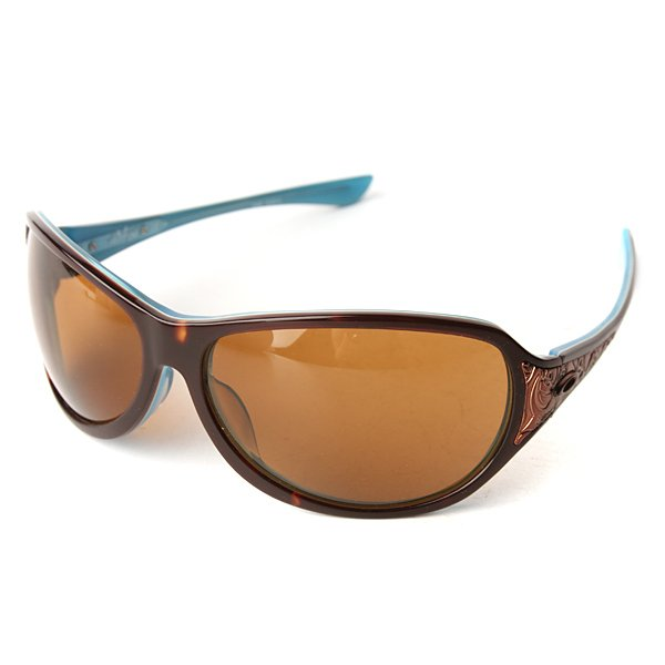 Очки Oakley Belong Tortoise Blue/Bronze