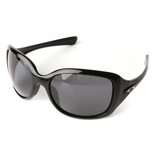 Очки Oakley Necessity Polished Black Grey Polarized
