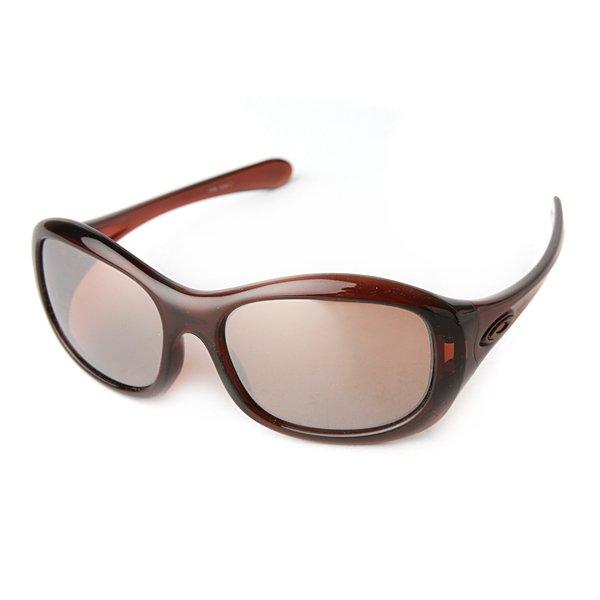 Очки женские Oakley Eternal Rust/Vr28 Black Iridium