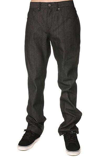 Джинсы прямые мужские классические Enjoi Panda 2 BlackПрямые джинсы чуть свободного кроя для стильных молодых людей, которые предпочитают активный образ жизни и свободу, даже в одежде.Технические характеристики: Прямой крой.Карманы для рук.Задние карманы.Петли для ремня.Однотонный дизайн.Ярлычок с логотипом.<br><br>Цвет: черный<br>Тип: Джинсы прямые<br>Возраст: Взрослый<br>Пол: Мужской